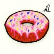 PARCHE ROPA DONUT