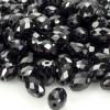 Oliva Circonita Negra de 8x6mm