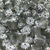 Cuenta Cristal Checo Black Diamond