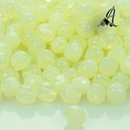 Bola Cristal Checo Jonquil Opal 4mm