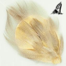 Tocados de Plumas de Pato Blancas