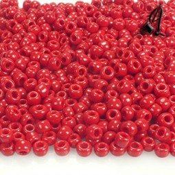 ROCALLA TOHO 6/0 OPAQUE PEPPER RED X 6GR
