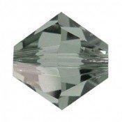 Tupis Cristal Swarovski Black Diamond