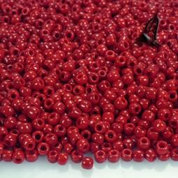 ROCALLA TOHO 8 OPAQUE PEPPER RED DE 3MM