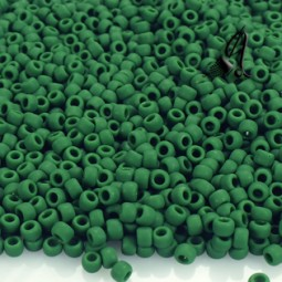 ROCALLA TOHO 8 OPAQUE FROSTED PINE GREEN DE 3MM