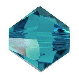 Tupis Cristal Swarovski Azul Zircon