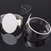 Pack de 2 Bases de Anillo Ajustable
