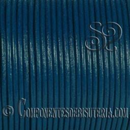 Cuero Hindu Azul
