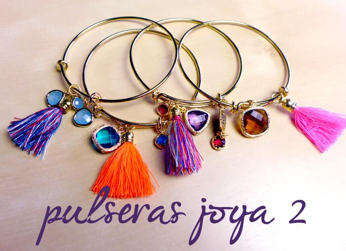 Foto tutorial pulseras joya 2