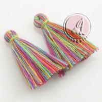borla-multicolor-rosado-mini-de-3cm