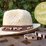 DIY Collar con bolas textiles para el verano