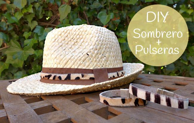 diy-sombrero-pulseras