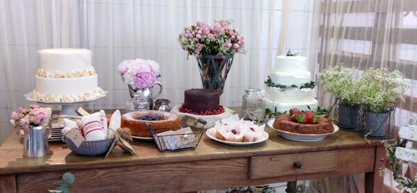 Mmmm... qué tartas más deliciosas!!